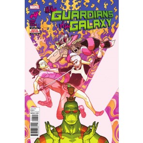 All-New Guardians of the Galaxy (2017) #4 VF/NM