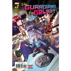 All-New Guardians of the Galaxy (2017) #2 VF/NM