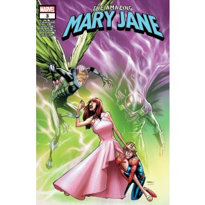 Amazing Mary Jane (2019) #3 VF/NM Humberto Ramos Cover