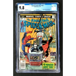 Amazing Sider-Man (1963) #162 CGC 9.8 white pages 1st app Jigsaw (1361268010)