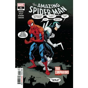 Amazing Spider-Man (2018) #41 (#842) VF/NM Ryan Ottley Cover
