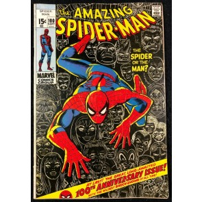 Amazing Spider-Man (1963) #100 VG/FN (5.0)