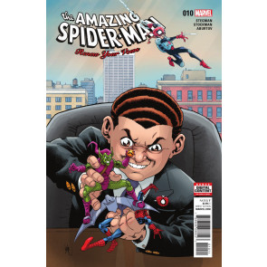 Amazing Spider-Man: Renew Your Vows (2016) #10 VF/NM