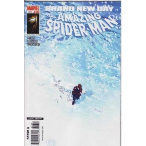 Amazing Spider-Man (1963) #556 VF/NM Chris Bachalo Cover