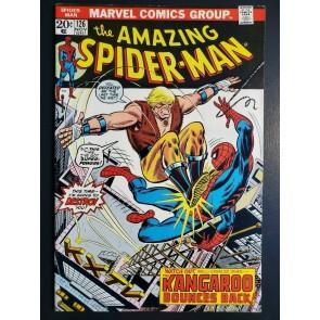 Amazing Spider-Man #126 (1973) VF- Kangaroo Harry Osborn becomes Green Goblin  |