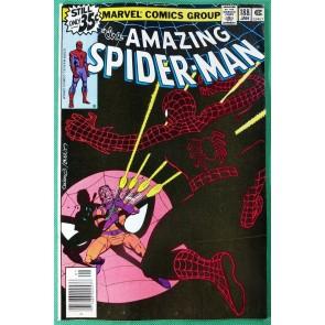Amazing Spider-Man (1963) #188 VF (8.0)  vs Jigsaw