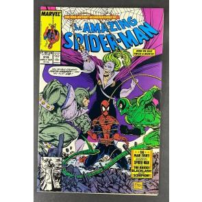 Amazing Spider-Man (1963) #319 NM (9.4) Rhino Scorpion Blacklash Todd McFarlane