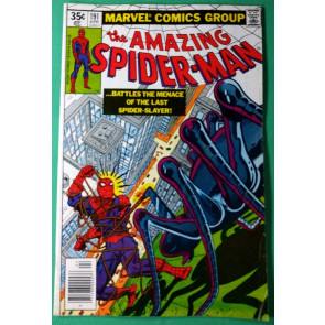 Amazing Spider-Man (1963) #191 FN+ (6.0)  Spider Slayer