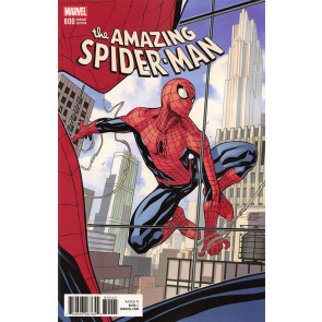 Amazing Spider-man (2015) #800 VF/NM Terry Dodson Variant Cover