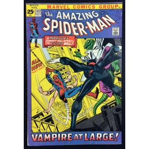 Amazing Spider-Man (1963) #102 FN/VF (7.0) 2nd app Morbius