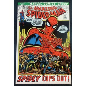 Amazing Spider-Man (1963) #112 VF+ (8.5)