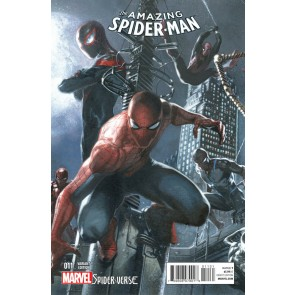 Amazing Spider-Man (2014) #11 VF/NM-NM 1:25 Gabriele Dell'Otto Variant Cover