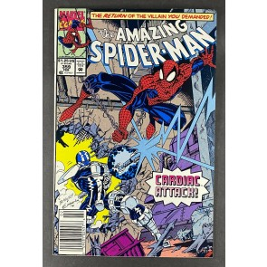 Amazing Spider-Man (1963) #359 VF/NM (9.0) 1st Cameo Cletus Kasady Carnage