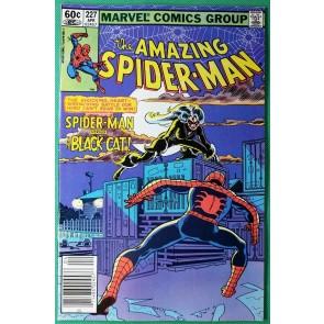 Amazing Spider-Man (1963) #227 VF (8.0)  battles the Black Cat