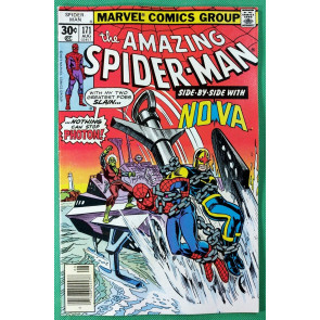 Amazing Spider-Man (1963) #171 FN+ (6.5)  Nova app