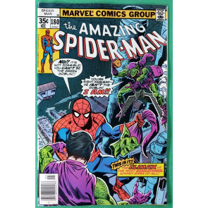 Amazing Spider-Man (1963) #180 VF/NM (9.0)  Green Goblin story - pt 5 of 5