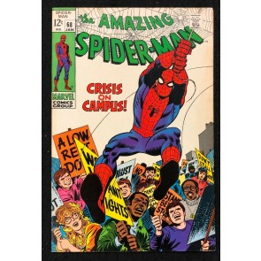 Amazing Spider-Man (1963) #68 FN/VF (7.0) Kingpin
