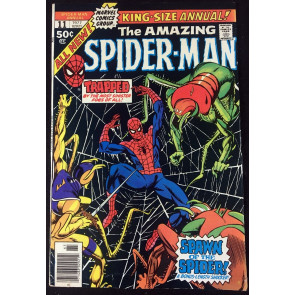 Amazing Spider-Man Annual (1977) #11 FN+ (6.5)