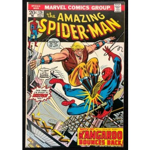 Amazing Spider-Man (1963) #126 VF+ (8.5) Kangaroo