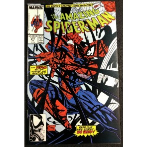 Amazing Spider-Man (1963) #317 NM (9.4) Early Venom Todd McFarlane Cover and Art