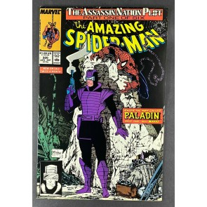 Amazing Spider-Man (1963) #320 NM- (9.2) Paladin Todd McFarlane Cover and Art