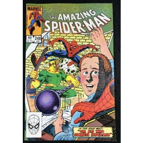 """Amazing Spider-Man (1963) #248 NM (9.4) """"The Kid Who Collects Spider-man"""""""