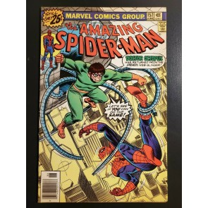 Amazing Spider-Man #157 (1977) F (6.0) Doctor Octopus cover/story|
