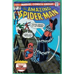 Amazing Spider-Man (1963) #148 VG (4.0) vs Tarantula & Jackel