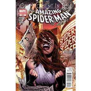 Amazing Spider-Man (1963) #'s 638 639 640 641 Quesada 1:25 Variant Cover Set HTF