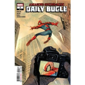Amazing Spider-Man: Daily Bugle (2020) #2 of 5 VF/NM Niko Henrichon Cover