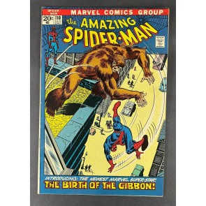 Amazing Spider-Man (1963) #110 VF- (7.5) 1st App Gibbon John Romita Sr Art