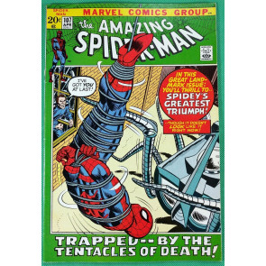 Amazing Spider-Man (1963) #107 VF- (7.5) vs Spider Slayer