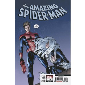 Amazing Spider-Man (2018) #10 (#811) VF/NM Black Cat 2nd print variant