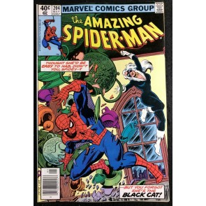 Amazing Spider-Man (1963) #204 VF/NM (9.0) 3rd app Black Cat