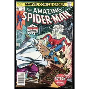 Amazing Spider-Man (1963) #163 VF- (7.5) Kingpin