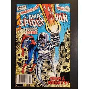Amazing Spider-Man #237 (1983) NM- 9.2 UPC Newsstand Stilt Man cover story|