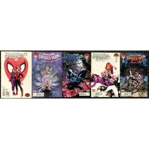 Amazing Spider-Man Renew Your Vows (2015) #1 2 3 4 5 VF/NM (9.0) complete set