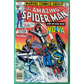 Amazing Spider-Man (1963) #171 VF (8.0)  Nova appearance