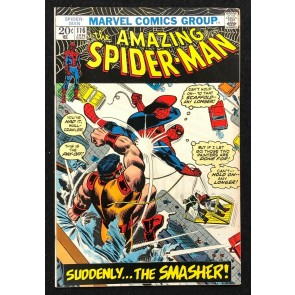 Amazing Spider-Man (1963) #116 VF (8.0) Smasher