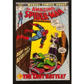 Amazing Spider-Man (1963) #115 VF- (7.5) Aunt May Doctor Octopus John Romita