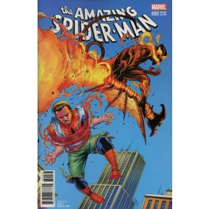Amazing Spider-Man (2015) #800 VF/NM Cassaday Variant cover