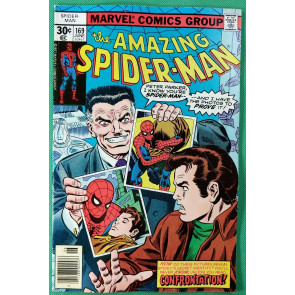 Amazing Spider-Man (1963) #169 FN- (5.5)