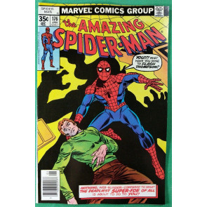 Amazing Spider-Man (1963) #176 NM- (9.2)  Green Goblin story - pt 1 of 5