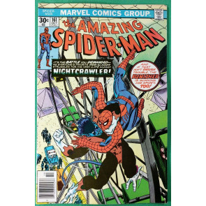 Amazing Spider-Man (1963) #161 FN (6.0) Nightcrawler cover