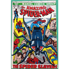 Amazing Spider-Man (1963) #105 VF-(7.5) vs Spider Slayer