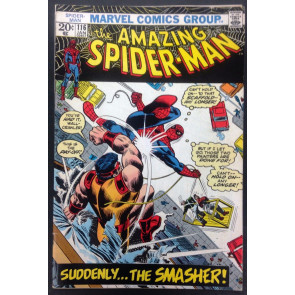 Amazing Spider-Man (1963) #116 FN+ 6.5 vs The Smasher