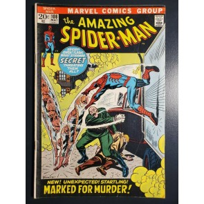 Amazing Spider-Man (1963) #108 VG (4.0) First appearance of Sha Shan Nguyen |