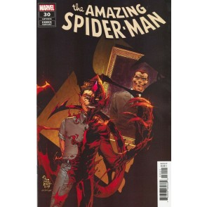 Amazing Spider-Man (2018) #30 (#831) VF/NM Camuncoli Codex Variant Cover