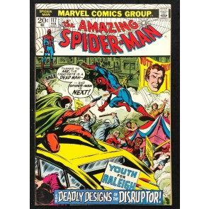 Amazing Spider-Man (1963) #117 VF (8.0) Disruptor
