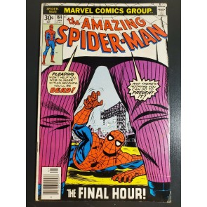 Amazing Spider-Man (1963) #164 F+ (6.5)  Kingpin cover and story |